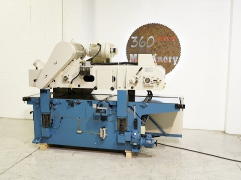 BOSS DSP-610A TOP & BOTTOM 24″ HELICAL HEAD PLANER