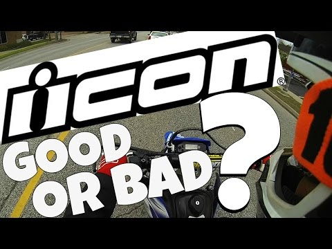 ICON MOTORSPORTS GEAR REVIEW