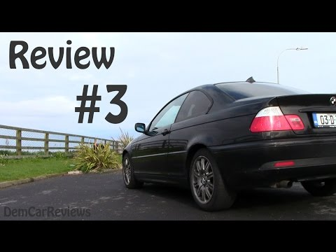Review: 2003 BMW E46 318ci [HD][ENG]