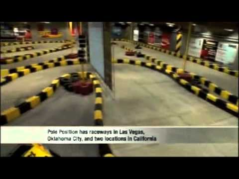 Off the Strip at Pole Position Raceway Las Vegas