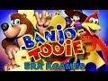 Primeiros 30 Minutos : Banjo Tooie Primeira Gameplay No