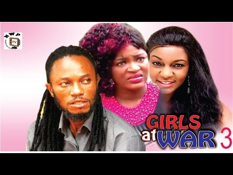 Battle Girls Season 3   - Latest Nigerian Nollywood Movie
