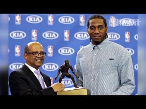 Mountain West Alums Headline NBA Awards (видео)