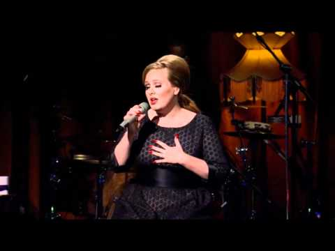 Adele – Turning Tables (Live) Itunes Festival 2011 HD