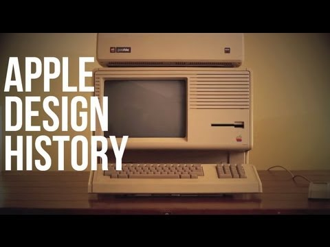 apple design - A look at some of the major phases of Apple design. This isn't really meant to be a conclusive evolution of Apple's design, just some examples. Music from: h...