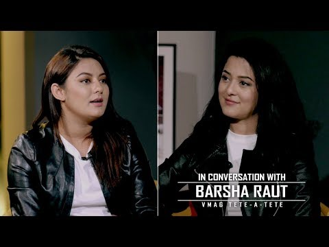 (In conversation with Barsha Raut - Duration: 24 minutes.)