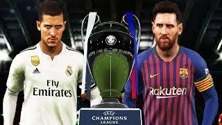 Download Video PES 2019 - Barcelona vs Real Madrid - Final UEFA Champions League [UCL] - El Clasico MP3 3GP MP4