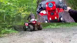 4. 2016 Polaris Sportsman 570 vs 2018 CFMoto ZForce 500 - The results may surprise you!