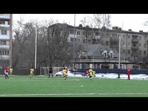 Спартак 2 - Строгино 2 состав