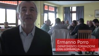 Ermanno Porro: Team Working