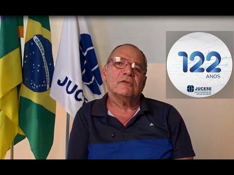 Jucese 122 anos: depoimento do colaborador Ronaldo Carvalho