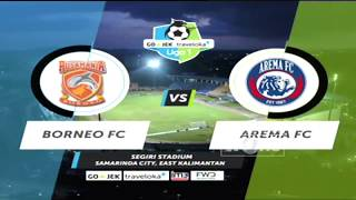 Video Borneo FC vs Arema FC: 3-2 All Goals & Highlights - Liga 1 MP3, 3GP, MP4, WEBM, AVI, FLV November 2017