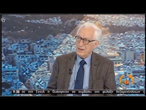 Ο πρώην υπουργός Δικαιοσύνης Μιχάλης Σταθόπουλος στην ΕΡΤ   21/01/2020   ΕΡΤ