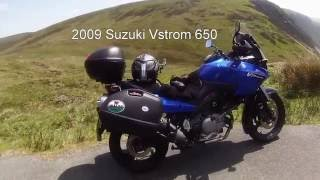 8. Suzuki Vstrom Review