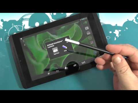 Tegra Note hands-on