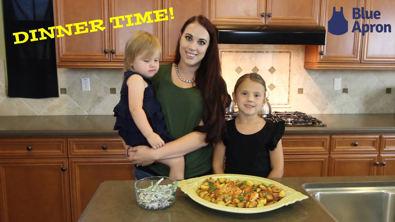 Blue apron top chef contest - Time For Dinner Blue Apron Unboxing Review The Weiss Life