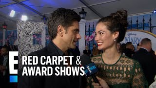 Are John Stamos & Caitlin McHugh Ready for Baby No. 2? | E! Red Carpet & Award Shows