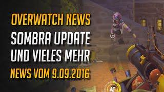 Overwatch   Sombra Update / Gratis Overwatch spielen / Bluepostings • Overwatch Deutsch