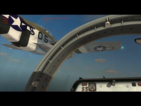 A pair of short formation flights...