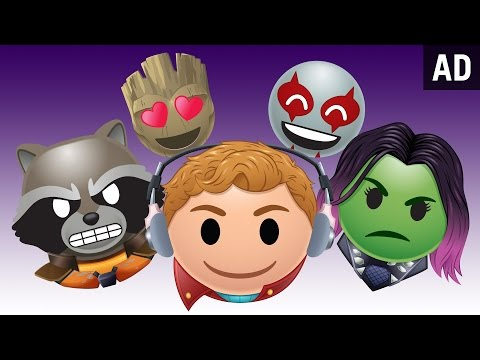 Guardians of the Galaxy Retold With Emojis