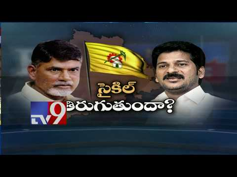 #BigNewsBigDebate : Will TDP regain power in Telangana ? - TV9 (видео)