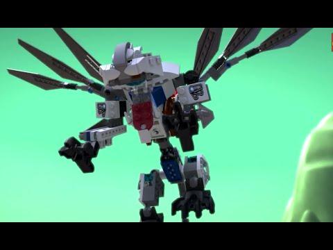 Конструктор Титановый дракон - LEGO NINJAGO - фото № 12