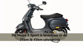 10. Vespa S Sport