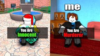 ROLBOX MURDER MYSTERY 2 GET MURDERER TRICK