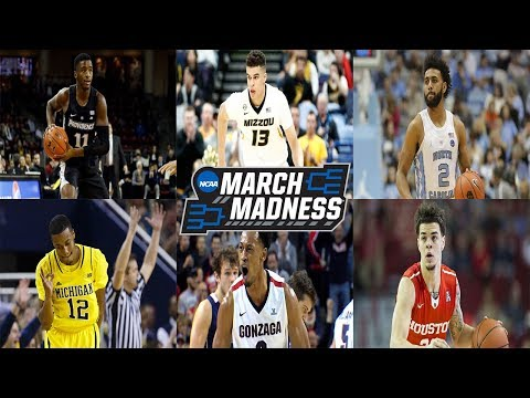 2018 March Madness: West Region Preview