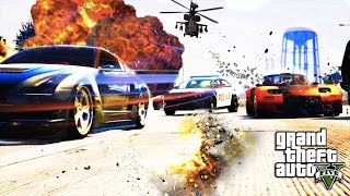 Nonton GTA 5 ONLINE: The Fate of The Furious April 14 | Fast & Petty Episode 2 [HQ] Film Subtitle Indonesia Streaming Movie Download
