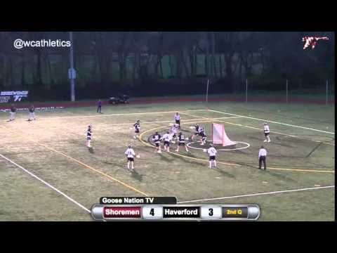 MLX: Washington College vs Haverford