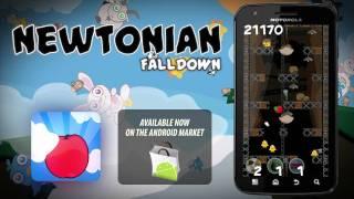 Newtonian Falldown YouTube video