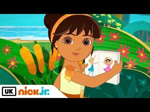 Dora and Friends | Ballet Show | Nick Jr. UK