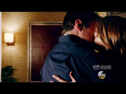 "Castle 8x09 End Scene Castle & Beckett Role Playing ""Tone Death"" Season 8 Episode 9"