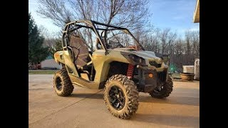 6. How To: Install a Roof on a 2011-2019 Can Am Commander
