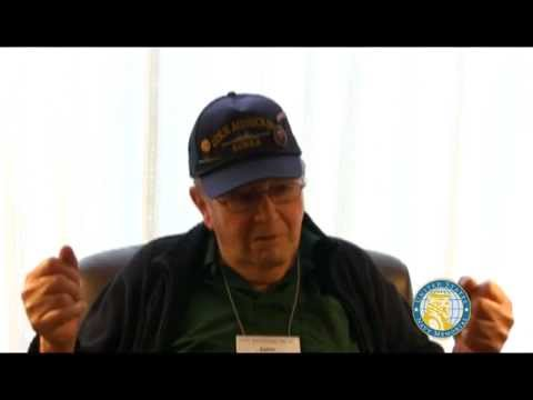 USNM Interview of John Bibeault Part Four Service on the USS Des Moines