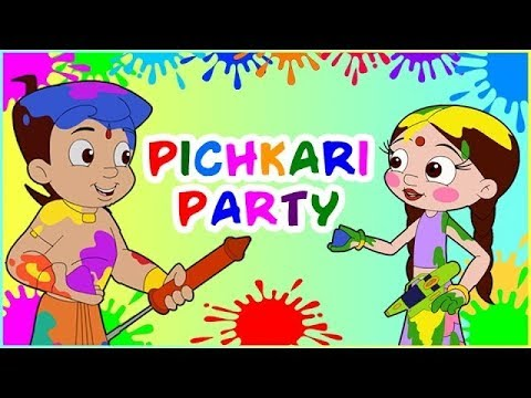 GreenGoldKids - Holi Pichkari Party Special Song