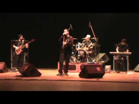 Ultimo show da Banda Catedral no Teatro Tobias Barreto em Aracaju-