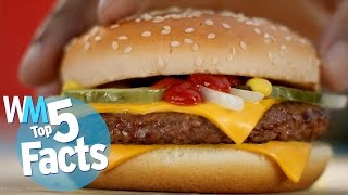 Video Top 5 Disgusting Facts about McDonald's MP3, 3GP, MP4, WEBM, AVI, FLV Juli 2018