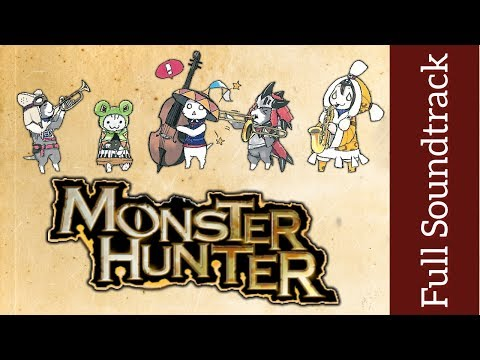 Monster Hunter Swing ~Big Band Jazz Arrange~ | High Quality | Zac Zinger