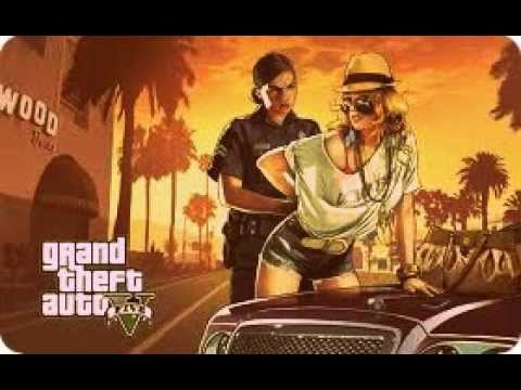 GTA V-Alien Abduction Song