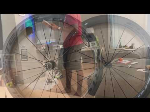 SUPERTEAM 50mm Carbon Wheelset Unboxing & First Ride Impression