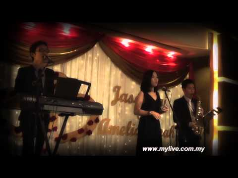Malaysia Wedding Live Band [Mylive Entertainment] When You Say Nothing At All covered by Nick Shze