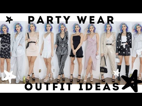 10 PARTY OUTFIT IDEAS FOR CHRISTMAS 2019
