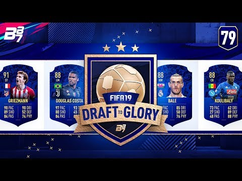 BALE THE BEAST! | FIFA 19 DRAFT TO GLORY #79