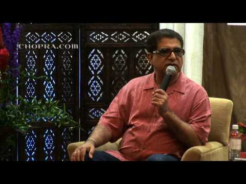 Deepak Chopra: The Mechanics of Effortless (Mantra) Meditation