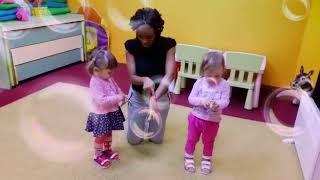 Английский для малышей с носителем языка