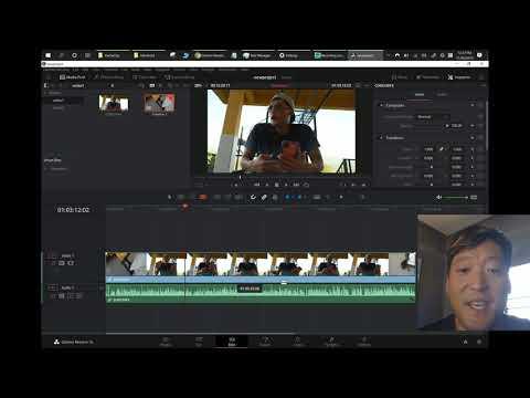 How to Edit Video w/ Davinci Resolve! [Max's Davinci Resolve Tutorial #1]
