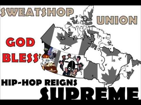 Sweatshop Union - God Bless