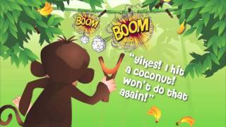 Go Bananas - Monkey Fun Game YouTube video
